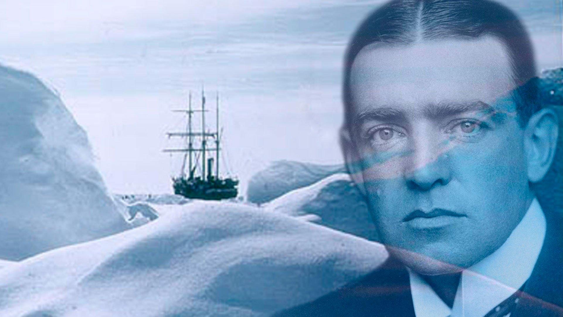 Endurance and Shackleton   FMHT